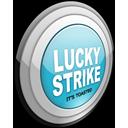 Lucky Strike Ultra Lights Logo-128