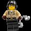 Lego Pig icon