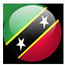 Saint Kitts and Nevis Flag-128