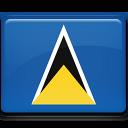 Saint Lucia Flag-128