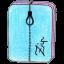 Archive zip Icon