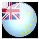 Tuvalu Flag-128