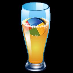 Google Buzz glass