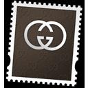Gucci Logo Stamp-128