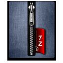 7Z silver blue-128
