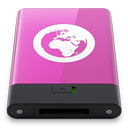 HDD Pink Server W-128