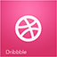 Windows 8 Dribbble icon