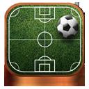 Soccer wooden-128