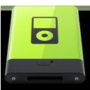 HDD Green iPod-128