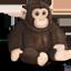Plush Monkey-64