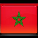 Morocco Flag-128