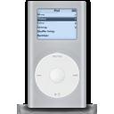 iPod Mini 2G Grey