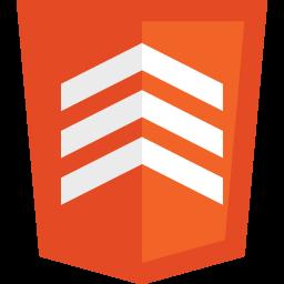 HTML5 logos Semantic