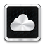 Cloud rounded icon