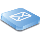 Blue Email-128