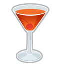 Martini Sweet cocktail