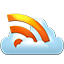 Rss cloud Icon