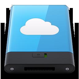 HDD Blue iDisk W
