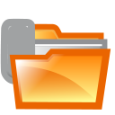 Attach folder-128