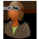 Pilotoldfashioned Female Dark-128