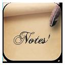 Notes Vintage