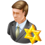 Administrator Star icon