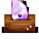 Wooden iTunes