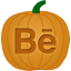 Behance Pumpkin icon