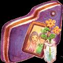Images Violet Folder-128