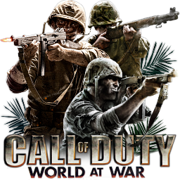 World At War Icon Download Call Of Duty Icons Iconspedia