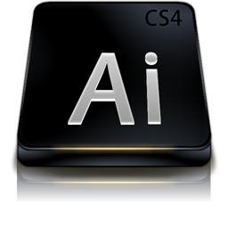 Adobe Illustrator CS4 Black