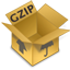 Archive gzip icon