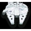 Millenium Falcon Star Wars-128