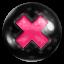 X ball Icon
