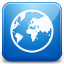Maps blue icon