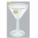 Martini Dry cocktail