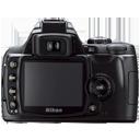 Nikon D40 back-128