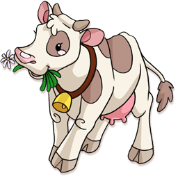 Cow-256
