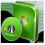Win XP family disc icon