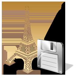 Eiffel Tower Save