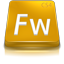 Adobe Fireworks CS4 icon