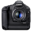 Canon 1D front icon