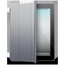 iPad 2 black gray cover-128