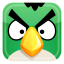 Angry Green Bird-128