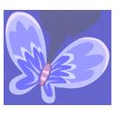 Blue butterfly-128