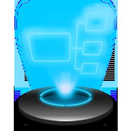 My Network Hologram