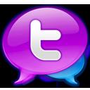 Large Twitter Logo-128