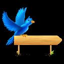 Bird sign-128