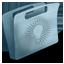 Creative folder icon