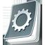 Settings file icon